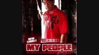 Watch Webbie My People video