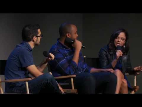 Tessa Thompson & Justin Simien: Dear White People Interview