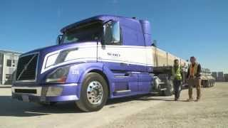 Volvo Trucks Safety Award 2015 Division I Winner - Searcy Trucking