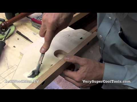 How To Build A Router Edge Guide 7/8