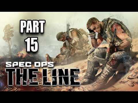 Spec Ops the Line Walkthrough - Part 15 [Chapter 12] The Rooftops Let