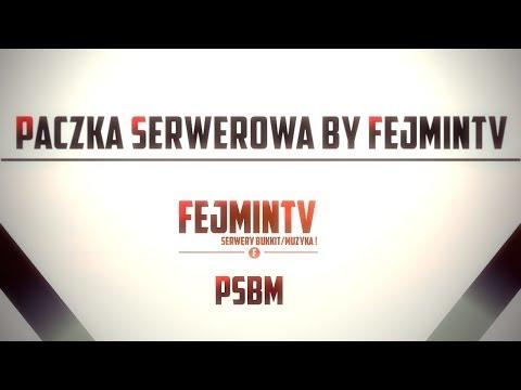 Pliki Serwerowe Minecraft Bukkit 1.7.5 by FejminTV [PSBM]