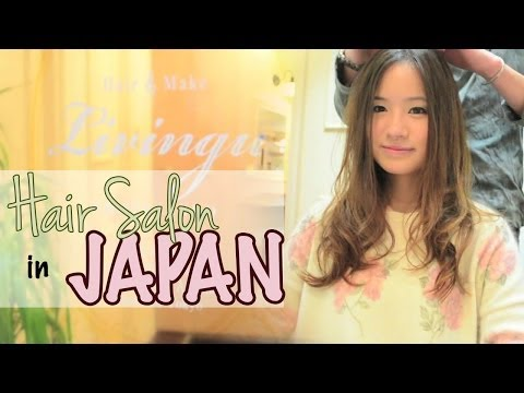Japanese Hair Salon Experience & How to Book!