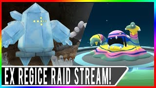 LEGENDARY REGICE RAIDS RELEASED TODAY! Regice Raids at EX Gyms in San Francisco