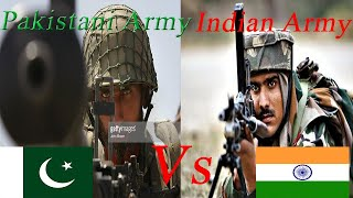 Pakistan Army Vs Indian Army Total Population {Who is best Army 2019}