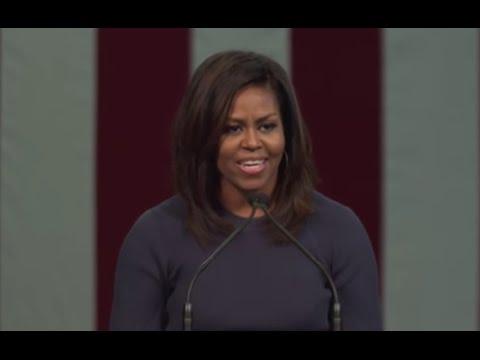 Michelle Obama Trashes Hillary Clinton