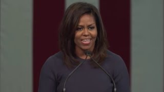 Michelle Obama Trashes Hillary Clinton