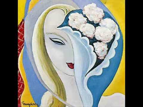 Derek and the Dominos - Little Wing (Studio)