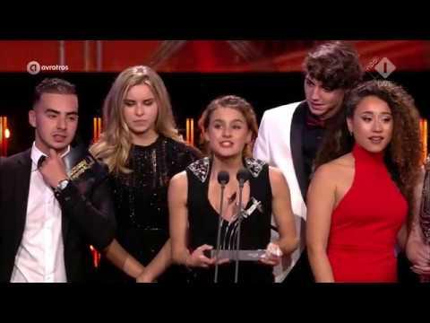 Brugklas wint de Gouden Stuiver | Gouden Televizier-Ring Gala 2017