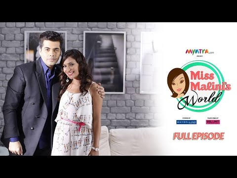 MissMalini's World Episode 3 (FULL EPISODE) #MMWorld - Karan Johar, Sonam Kapoor, Fawad Khan