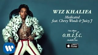 Wiz Khalifa Medicated Feat Chevy Woods Juicy J Official Audio