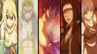 Fairy Tail vs Tartaros (Part 2) ~ AMV ~ Salvation