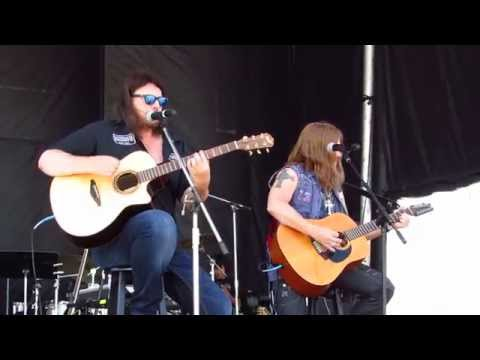Don Dokken And Mark Boals - In My Dreams (huntington Beach Park 9 7 2014) video