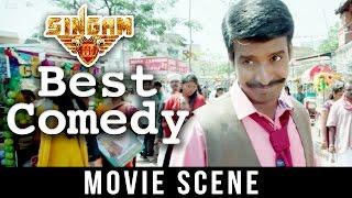 Singam 3  Best Comedy  Suriya   Anushka Shetty   S