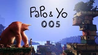 Let's Play Papo & Yo #005 - Der Turm zu Babel [deutsch] [720p] [indie]