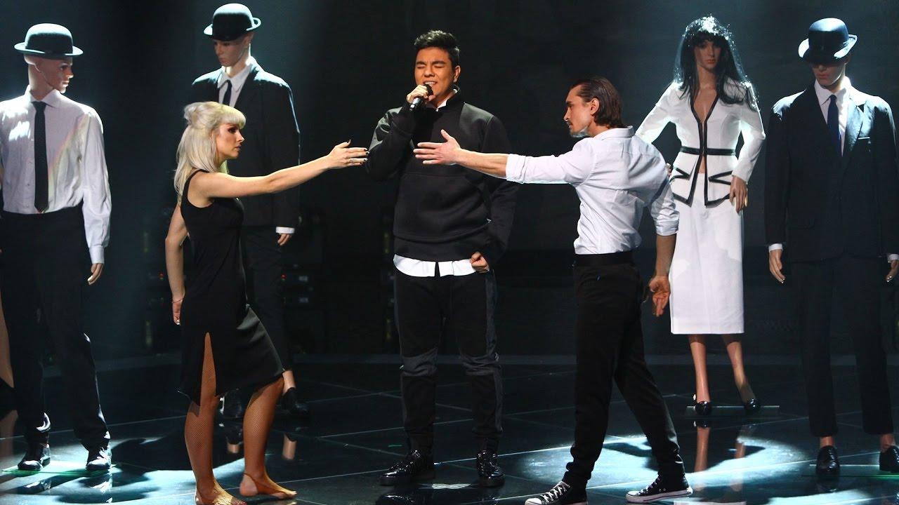 """Carla's Dreams - """"Imperfect"""". Vezi interpretarea lui Raul Eregep din a doua gală live X Factor!"""