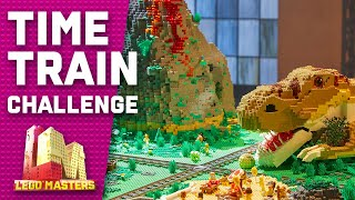 LEGO Time Train revealed | LEGO Masters Australia 2019