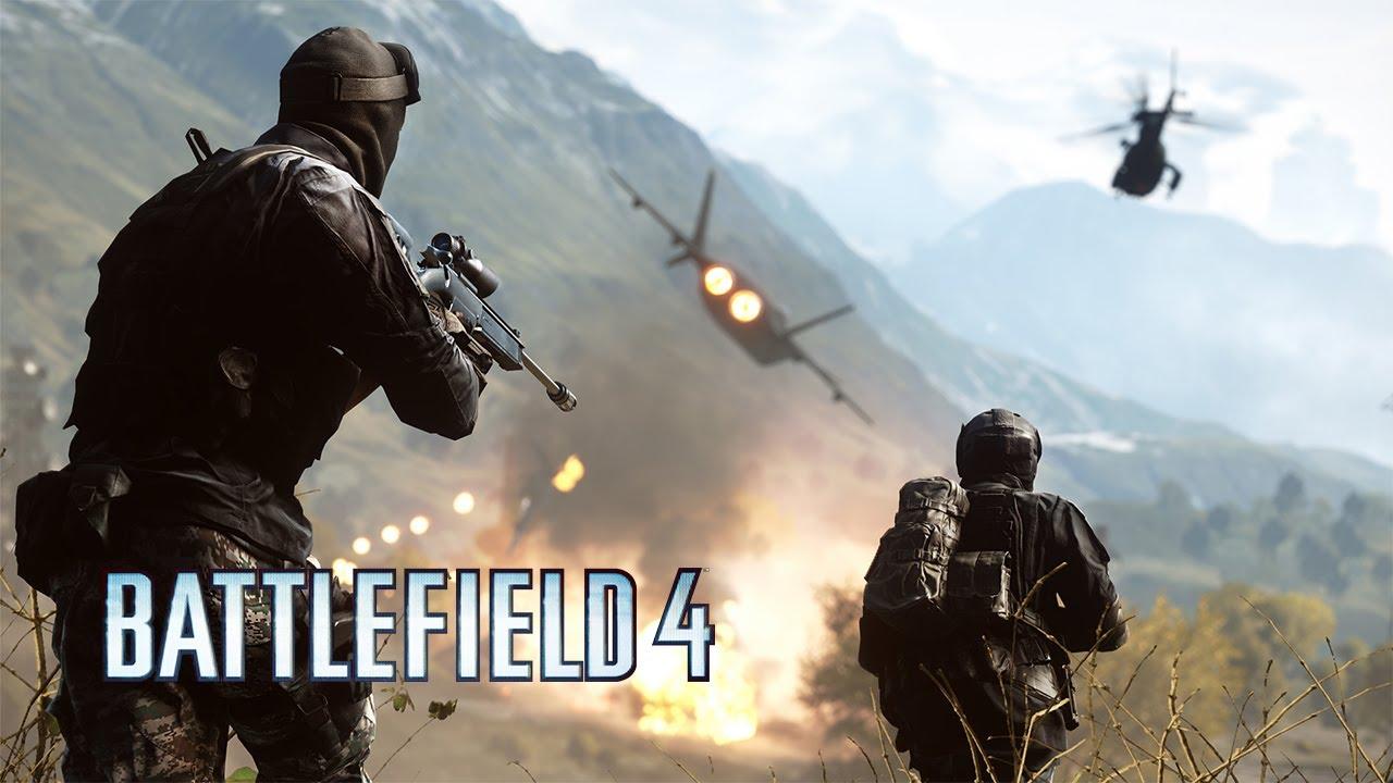 MUDSLIDE! - Battlefield 4 Dragons Teeth - YouTube