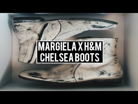 Pickups: H&M & Maison Martin Margiela boots