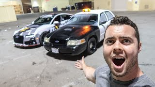 I BOUGHT THE CHEAPEST POLICE CAR ON CRAIGSLIST!!!