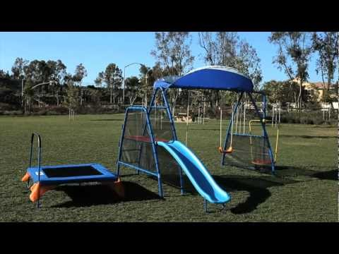 Playground Set from Ironkids Fitness Playgrounds Premier 200