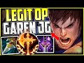 1 SHOT LETHALITY GAREN JUNGLE IS LEGIT OP + Best Garen Build/Runes Season 11 - League of Legends thumbnail