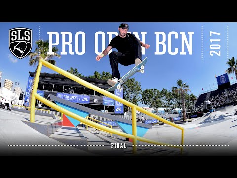 2017 SLS Pro Open: Barcelona | FINAL | Full Broadcast