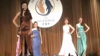 Miss Singapore Islandia 2014 - Top 5 Q&A (Cheryl Lee)