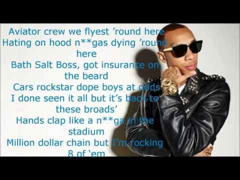 Tyga Dope feat Rick Ross) CLEAN