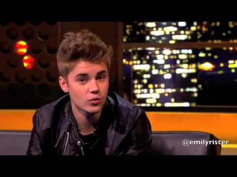 Justin Bieber's Funniest 2012 Moments Part 2