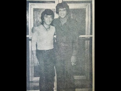 Victor Wood V.S. Eddie Peregrina (Who is the Best JUKEBOX KING?) - patzmarzbelt's collections