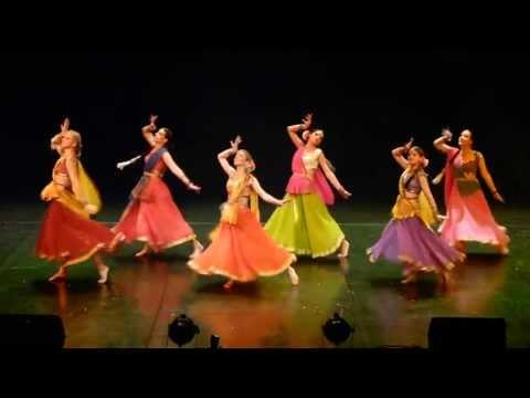 Moh Lena, Mix Bollywood - Tumse Milke, Kachchi Kaliyaan, Chammak Challo, Holi 2013, Kraków Nck video