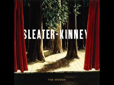 Sleater-kinney - Rollercoaster