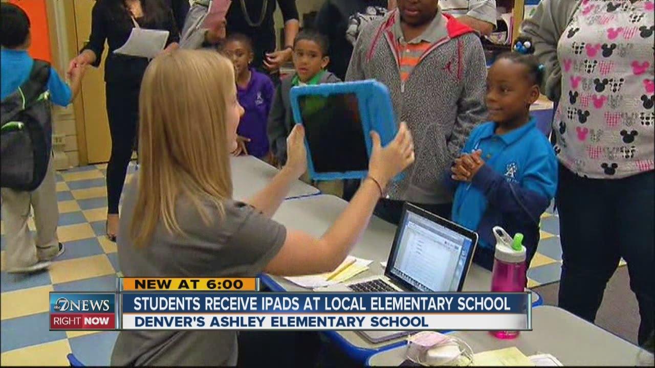 Ipads In Elementary Schools Ashley Elementa...
