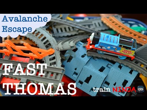 thomas trackmaster avalanche instructions