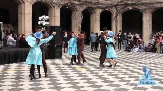 Magic meeting 2015 - Vals de Beauxbatons y Durmstrang