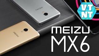 Meizu MX6 ПЕРВЫЙ ВОСТОРГ РЕАЛЬНО КЛАСС!