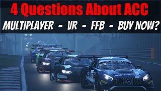 4 Common Question I'm Asked About Assetto Corsa Competizione