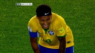 Neymar vs Argentina (Away) 15-16 HD 720p – English Commentary