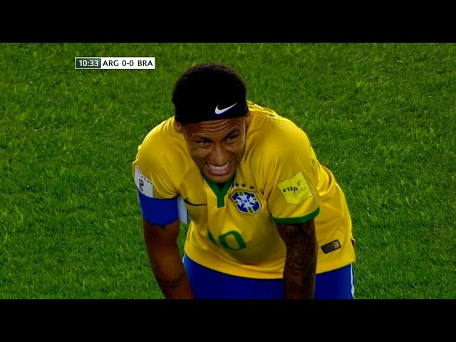 Neymar vs Argentina (Away) 15-16 HD 720p – English Commentary