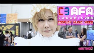 Anime Festival Asia - AFA Indonesia 2018 Cosplay Music Video