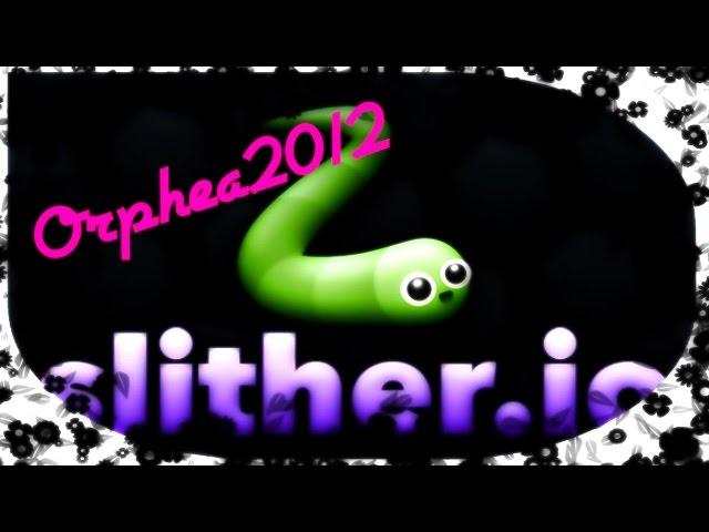 Slither.io / Oh elle s'est fait manger la débile ^^