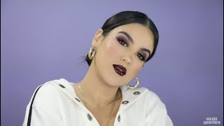 Monochromatic Cranberries | Makeup Tutorial