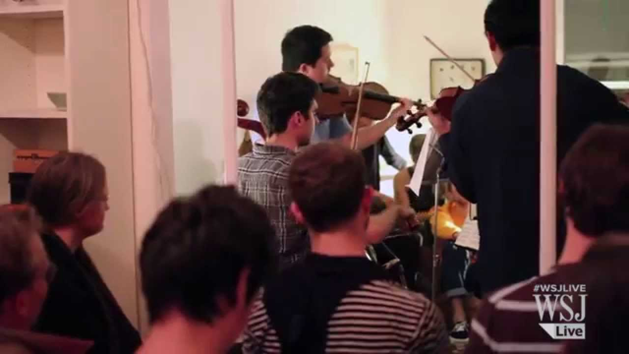 Brooklyn house party classical music included youtube for Orchestral house music