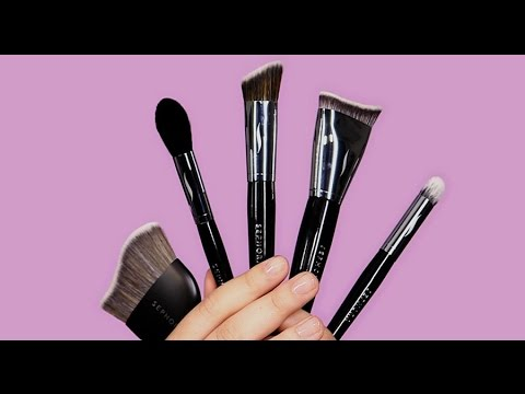 Sephora Collection Pro Contour Brushes