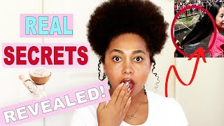 RICE WATER FOR EXTREMELY FAST HAIR GROWTH? THE 11 REAL HAIR GROWTH SECRETS OF THE YAO WOMEN
