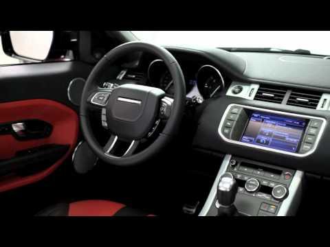 inside int rieur range rover evoque 5 portes youtube. Black Bedroom Furniture Sets. Home Design Ideas