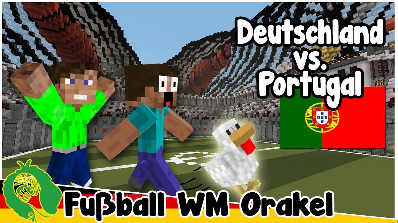 deutschland vs portugal wm 2017