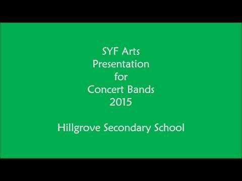 Hillgrove Secondary School Syf 2015 Hillgrove Secondary