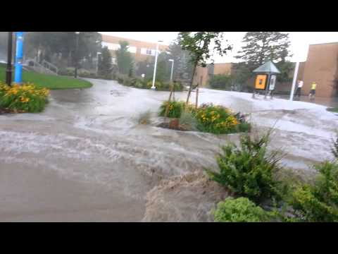 Rexburg Idaho Flooding 2014 part 1 of 3
